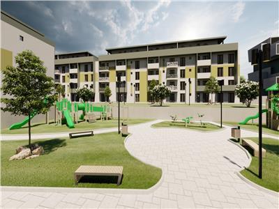 Apartament de vanzare,2 camere decomandat, bloc nou, Pacurari Kaufland