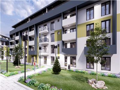 apartament de vanzare,2 camere decomandat, bloc nou, pacurari kaufland Iasi