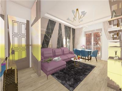 Apartament 3 camere, decomandat, de vanzare, Galata