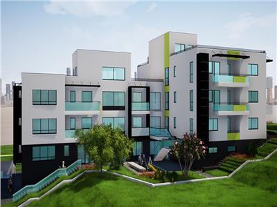 apartament 1 camera,model decomandat,bloc nou,tatarasi -iasi