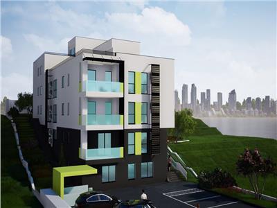apartament 1 camera,49 mp,model decomandat,bloc nou,tatarasi-iasi