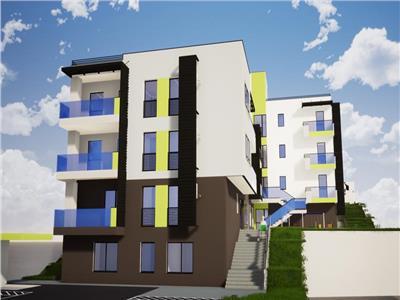 Apartament 3 camere, 87 mp,model decomandat,bloc nou, Tatarasi-Iasi