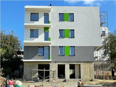 apartament 2 camere,68 mp,model decomandat,bloc nou,tatarasi - piata doi baieti Iasi