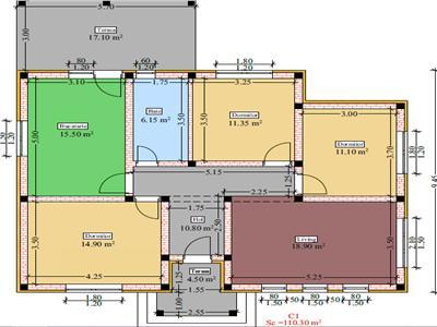 Casa 4 camere de vanzare Aroneanu Iasi