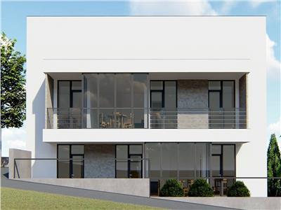 Apartament 3 cam dec cu gradina,imobil tip vila,zona Rediu