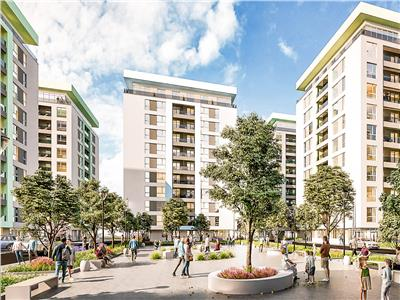 Pret Promotional The View Dacia - apartament 2 camere