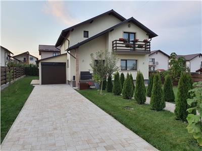 Vila 5 cam si 155 mu cu 530 teren Valea Adanca 5 drumuri