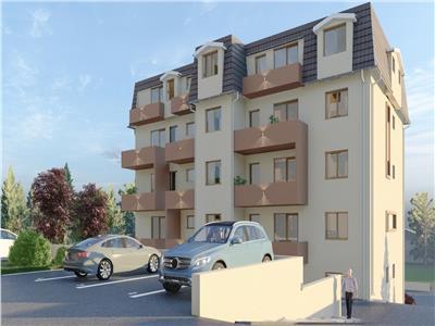 Apartament 3 camere decomandat 70 mp, bloc nou, Pacurari Rediu