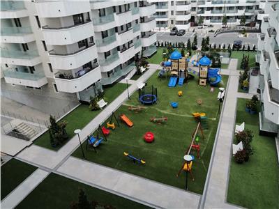 apartament 2 camere de vanzare, bloc nou finalizat, royal town copou! Iasi