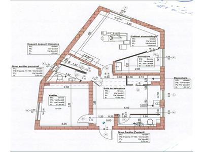 spatiu comercial - cabinet stomatologic, de vanzare, zona centrala Iasi