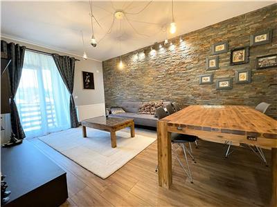 Apartament 3 camere decomandat 73 mp, bloc nou, Pacurari Rediu