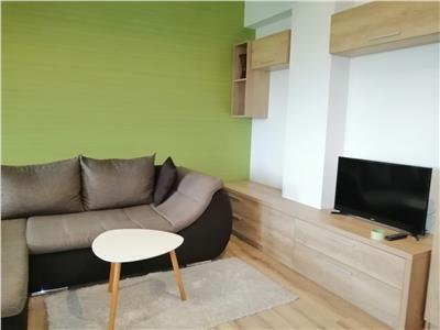 apartament 2 camere, de inchiriat, bloc nou roua Iasi