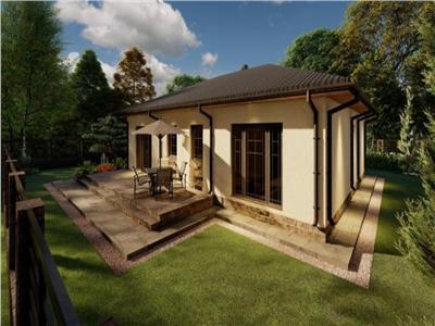 Casa 3 cam, 2 bai, 410 teren in Vorovesti, Miroslava