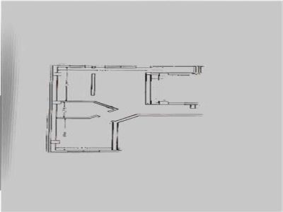 Apartament 2 camere Open Space, 52,5mp, Platou Galata