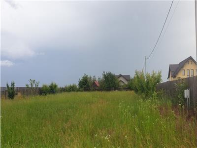 Teren intravilan de vanzare in Iasi, zona Aroneanu